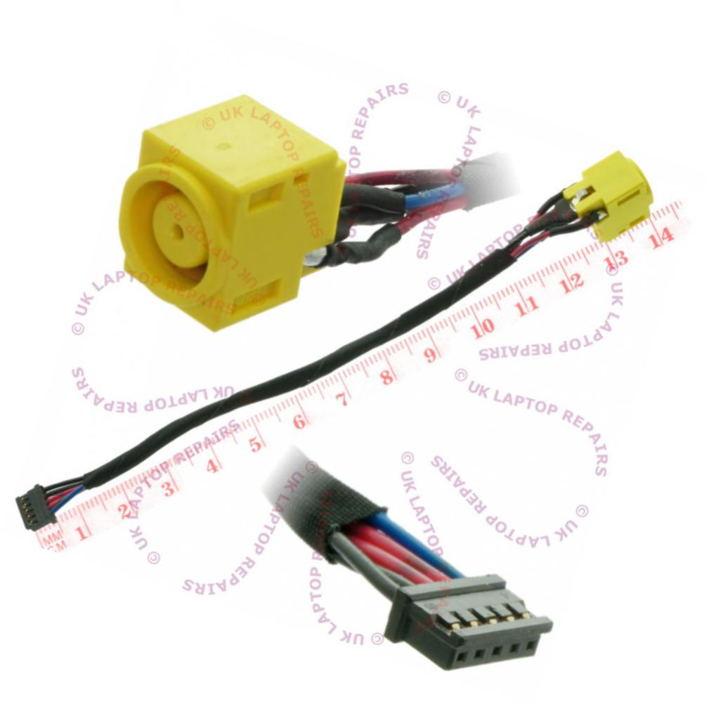 Buy Lenovo Thinkpad T410 T410i 2518 Dc In Power Jack Port Socket Wiring 50000 Items Stock